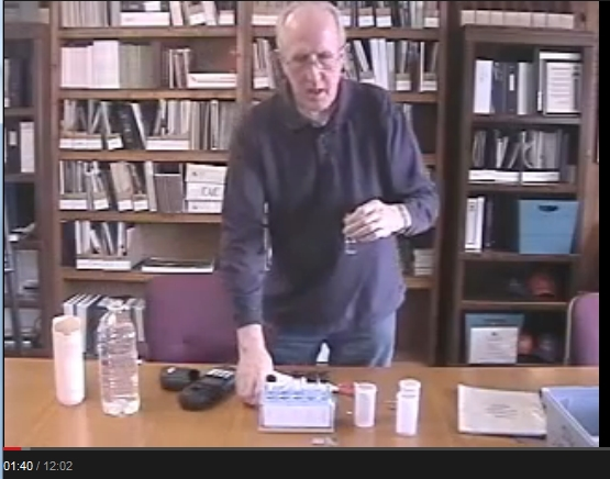 Tips & Nitrates with Colorimeter